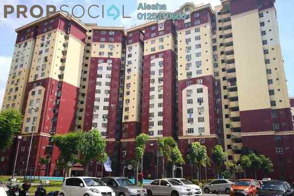 For Sale Apartment at Mentari Court 1, Bandar Sunway Freehold Unfurnished 0R/0B 260k