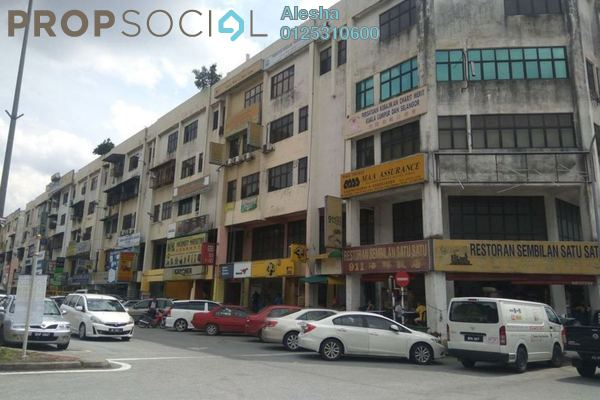 For Sale Apartment at Taman Sri Batu Caves, Batu Caves Freehold Unfurnished 0R/0B 120k