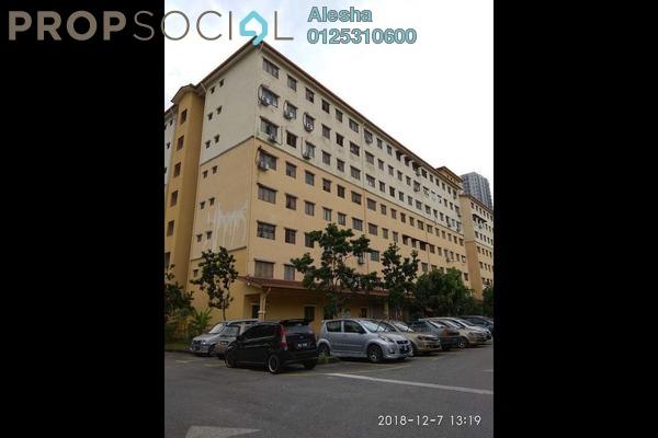 For Sale Apartment at Taman Puchong Utama, Puchong Leasehold Unfurnished 0R/0B 130k