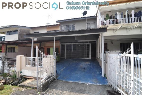 For Sale Terrace at Taman Melawati, Kuala Lumpur Freehold Unfurnished 3R/2B 560k
