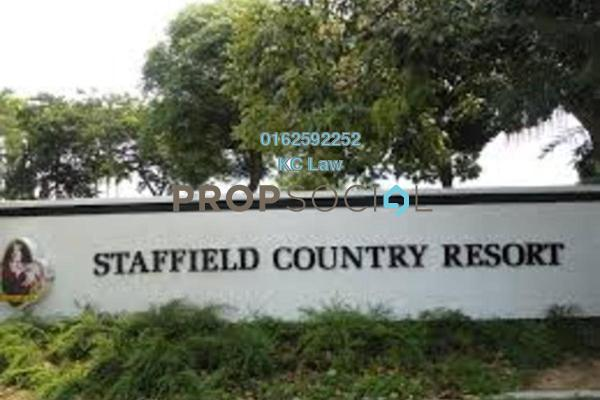 For Sale Bungalow at Staffield Golf & Country Resort, Mantin Freehold Semi Furnished 4R/3B 1.08m