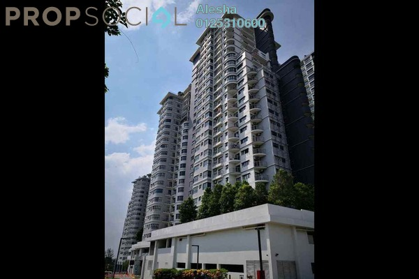 For Sale Serviced Residence at Maisson, Ara Damansara Freehold Unfurnished 0R/0B 650k