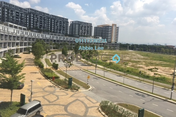 For Rent Condominium at Radia Residences, Bukit Jelutong Freehold Semi Furnished 2R/2B 2k