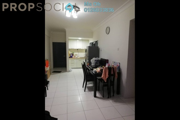 For Sale Condominium at Calisa Residences, Puchong Leasehold Semi Furnished 3R/2B 265k