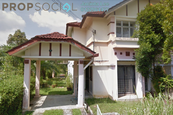 For Sale Semi-Detached at Bandar Puncak Alam, Kuala Selangor Leasehold Semi Furnished 4R/3B 325k