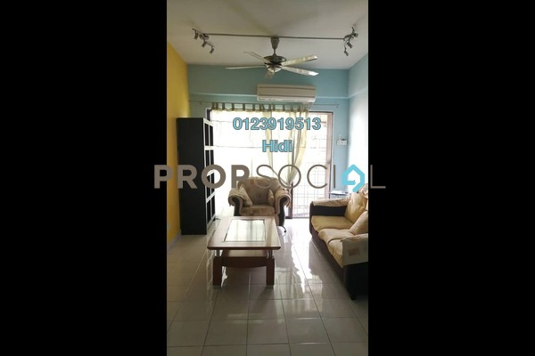 For Sale Condominium at Vista Millennium, Puchong Freehold Semi Furnished 3R/2B 245k