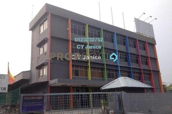 For Rent Factory at Ken Damansara I, Petaling Jaya Freehold Semi Furnished 0R/0B 62.5k