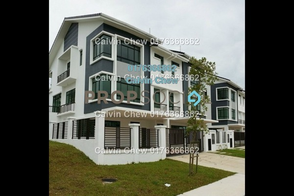 For Sale Semi-Detached at The Golf, Horizon Hills Freehold Unfurnished 4R/5B 1.24m