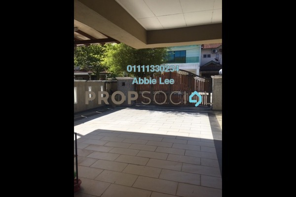 For Sale Terrace at Taman Tasik Prima, Puchong Freehold Semi Furnished 4R/3B 580k