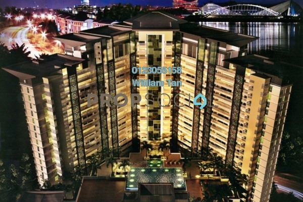 For Sale Condominium at V'Residence, Cyberjaya Freehold Unfurnished 4R/3B 450k