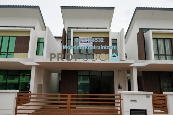 For Sale Terrace at Saujana KLIA, Sepang Freehold Unfurnished 4R/3B 580k