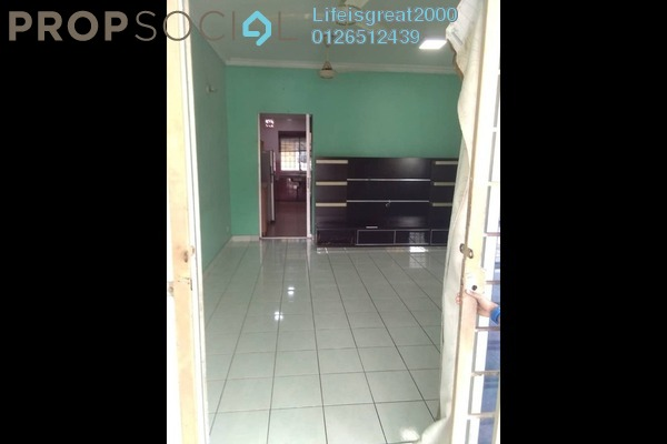 For Sale Terrace at PU12, Bandar Puchong Utama Freehold Semi Furnished 4R/3B 460k