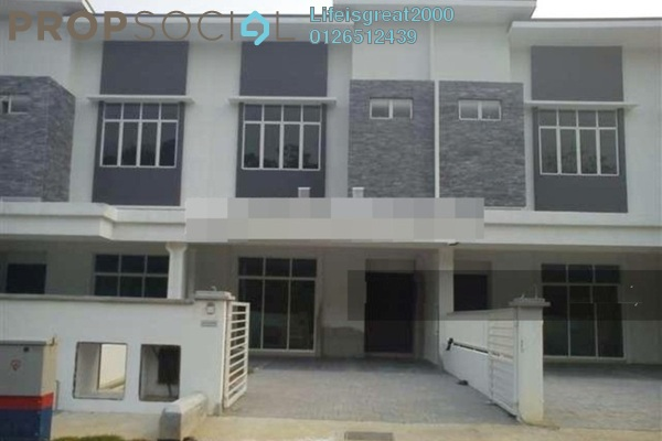For Sale Superlink at Cahaya Villa, Seri Kembangan Freehold Unfurnished 5R/4B 890k