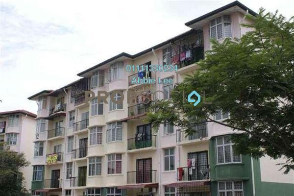 For Sale Apartment at Ruvena Villa Apartment, Puchong Leasehold Semi Furnished 3R/2B 130k