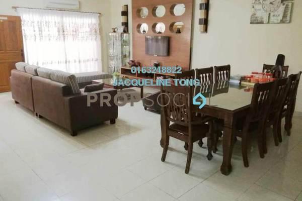 For Sale Terrace at Taman Meranti Jaya, Puchong Freehold Semi Furnished 5R/4B 900k