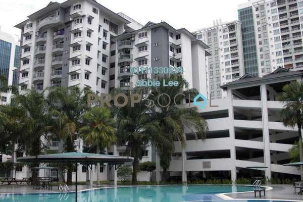 For Sale Condominium at Tiara Kelana, Kelana Jaya Freehold Semi Furnished 3R/2B 568k