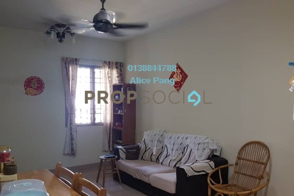 For Sale Apartment at Desa Pinang 2, Jelutong Freehold Unfurnished 3R/1B 270k
