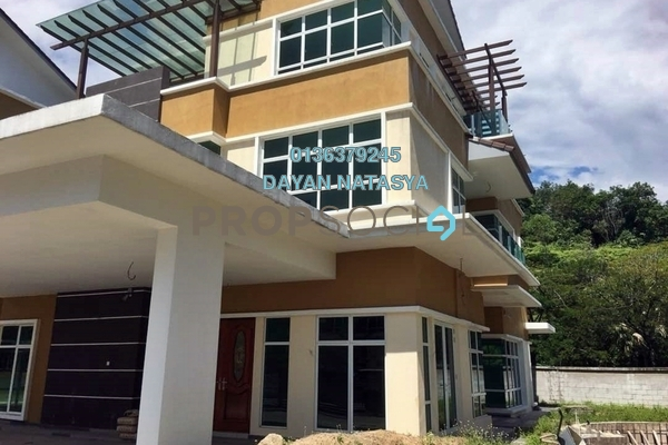 For Sale Bungalow at Lake Valley, Bandar Tun Hussein Onn Freehold Semi Furnished 7R/8B 3.42m