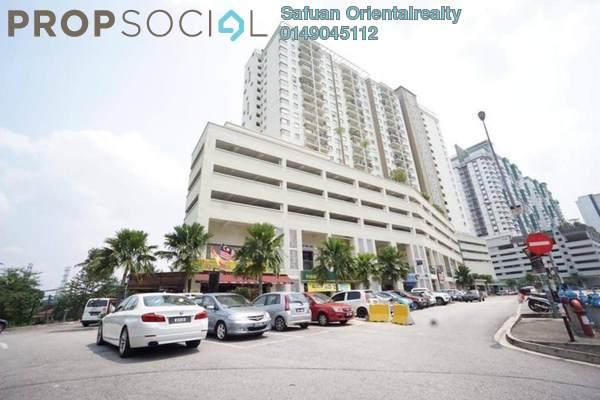 For Sale Condominium at Alam Idaman, Shah Alam Freehold Semi Furnished 2R/2B 305k
