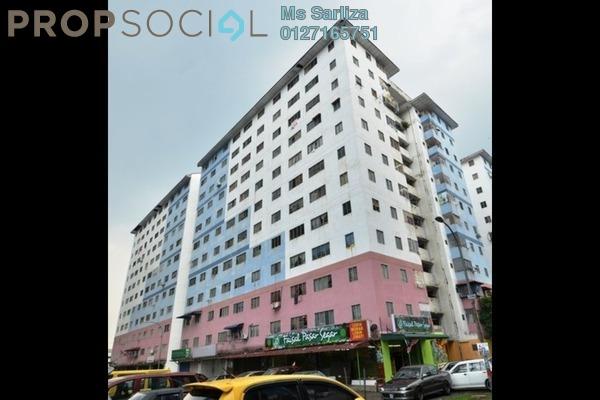 For Sale Apartment at USJ 1, UEP Subang Jaya Leasehold Unfurnished 3R/1B 140k