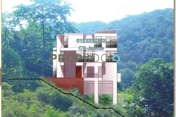 For Sale Land at Country Heights Damansara, Kuala Lumpur Freehold Unfurnished 0R/0B 5.67m