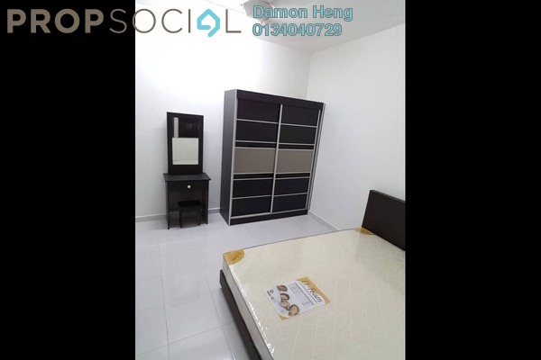 For Sale Condominium at Bukit OUG Condominium, Bukit Jalil Freehold Semi Furnished 3R/2B 360k