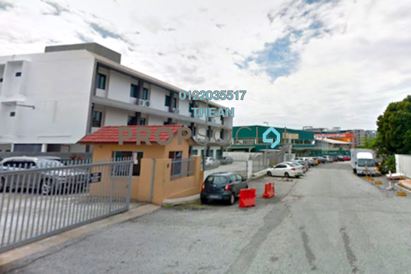 For Sale Factory at Section 51A, Petaling Jaya Freehold Semi Furnished 0R/0B 26.9m