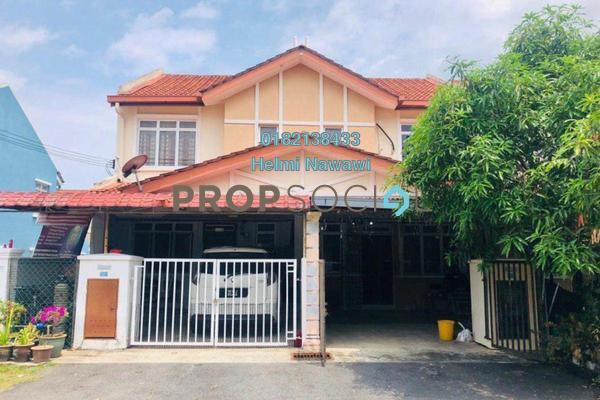 For Sale Terrace at Bandar Tasik Kesuma, Semenyih Freehold Semi Furnished 4R/2B 380k