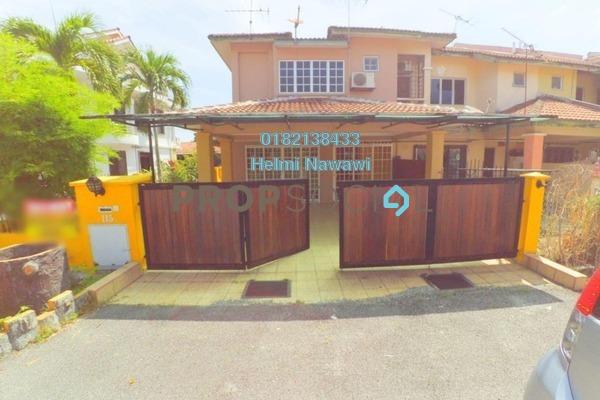 For Sale Terrace at Seksyen 3, Bandar Baru Bangi Leasehold Semi Furnished 5R/3B 590k