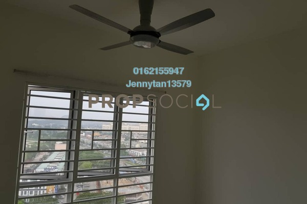 For Rent Condominium at Residensi Pandanmas 2, Pandan Indah Freehold Semi Furnished 3R/2B 1.25k