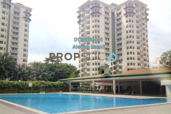 For Rent Condominium at Kelana D'Putera, Kelana Jaya Freehold Semi Furnished 3R/2B 1.85k