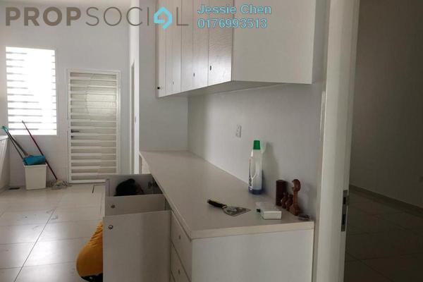 For Rent Terrace at Fellona, Bandar Sri Sendayan Freehold Semi Furnished 4R/4B 1.4k