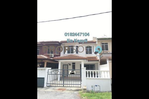 For Sale Terrace at Taman Mawar Perdana, Bandar Baru Salak Tinggi Leasehold Unfurnished 5R/3B 380k