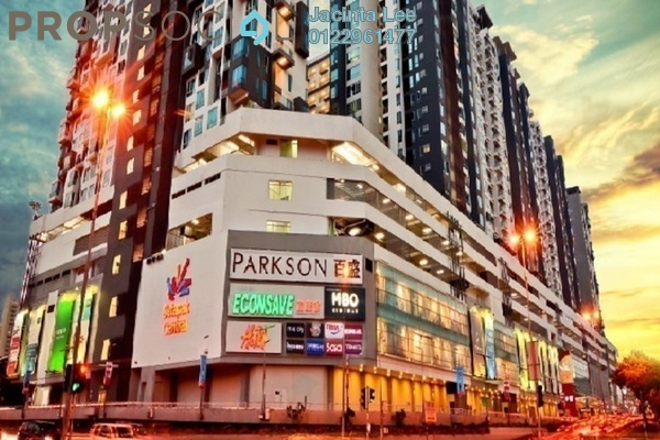 For Sale Shop at Axis Atrium, Pandan Indah Leasehold Unfurnished 0R/0B 424k