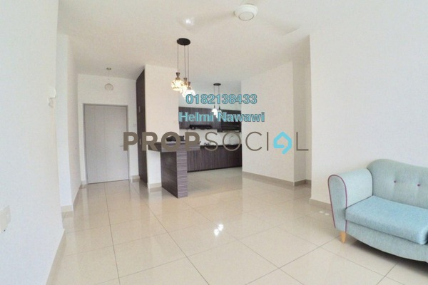 For Sale Condominium at Dwiputra Residences, Putrajaya Freehold Semi Furnished 3R/2B 440k