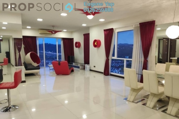 For Sale Condominium at The Northshore Gardens, Desa ParkCity Freehold Fully Furnished 4R/4B 1.8m