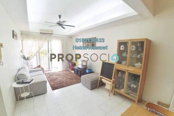 For Rent Condominium at Tiara Duta, Ampang Freehold Semi Furnished 3R/2B 1.6k