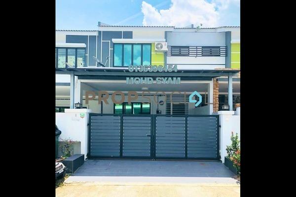 For Sale Terrace at Semenyih Parklands, Semenyih Freehold Semi Furnished 4R/4B 540k