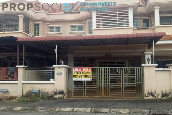 For Sale Terrace at Taman Pengkalan Jaya, Ipoh Leasehold Unfurnished 4R/3B 450k
