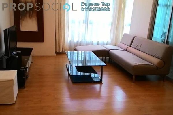 For Sale Serviced Residence at i-Zen Kiara I, Mont Kiara Freehold Fully Furnished 2R/2B 740k