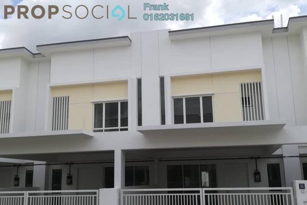 For Rent Terrace at Suriaman 3, Bandar Sri Sendayan Freehold Unfurnished 4R/4B 1.2k