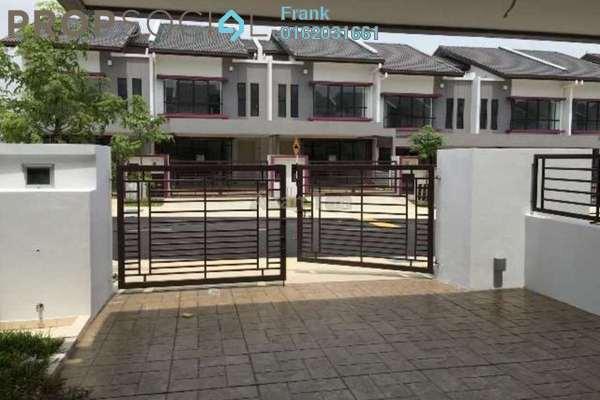 For Sale Terrace at Cogan, Bandar Bukit Raja Freehold Unfurnished 4R/3B 695k