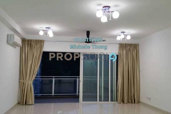 For Rent Condominium at Damansara Foresta, Bandar Sri Damansara Freehold Semi Furnished 3R/3B 2.3k