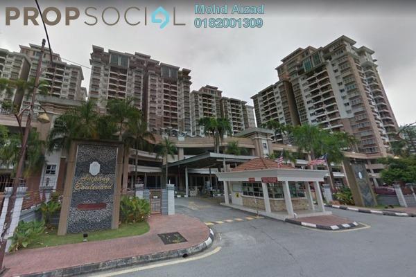 For Sale Condominium at Ampang Boulevard, Ampang Freehold Semi Furnished 3R/3B 600k