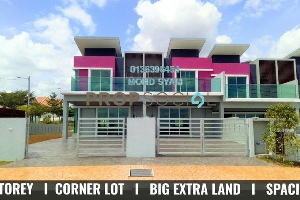 For Sale Terrace at Mutiara Keruing, Kajang Leasehold Unfurnished 4R/4B 925k