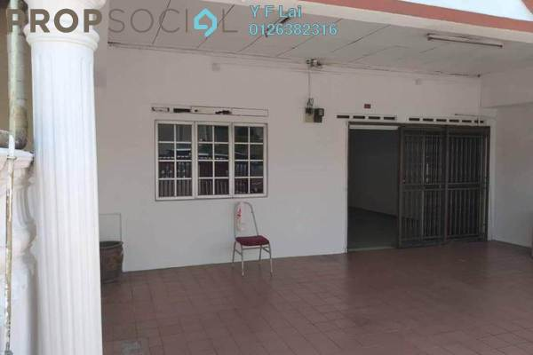 For Sale Terrace at Taman Seputeh, Seputeh Freehold Semi Furnished 4R/2B 728k