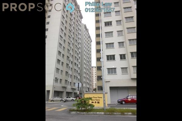 For Rent Apartment at Laman Damai, Kepong Freehold Unfurnished 3R/2B 700translationmissing:en.pricing.unit