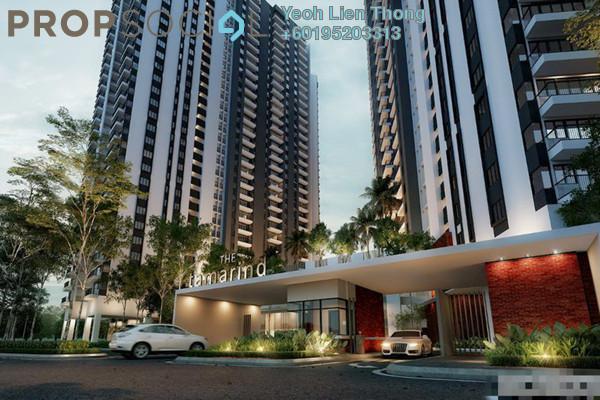 For Sale Condominium at The Tamarind, Seri Tanjung Pinang Freehold Semi Furnished 3R/2B 790k