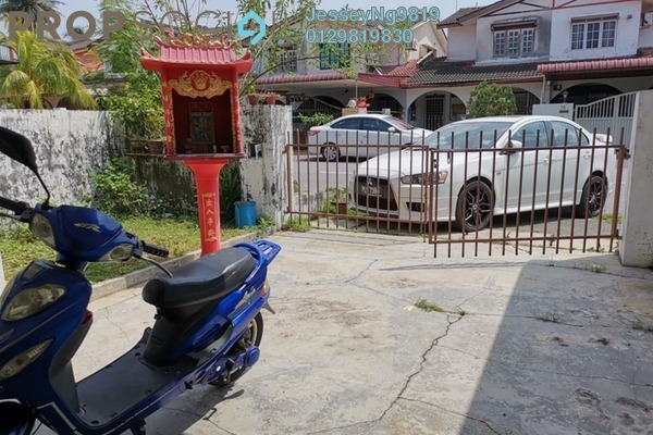 For Sale Terrace at Taman Bercham Jaya, Ipoh Leasehold Unfurnished 3R/2B 220k