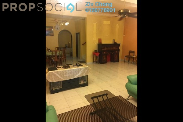 For Sale Terrace at Taman Pulai Utama, Pulai Freehold Unfurnished 7R/4B 538k